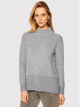 Calvin Klein Calvin Klein Rollkragenpullover Lurex K20K202252 Grau Regular Fit