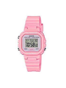 Casio Casio Zegarek Sport LA-20WH-4A1EF Różowy