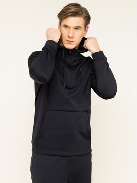 Under Armour Under Armour Veste technique Fleece® ½-Zip 1329808 Noir Loose Fit