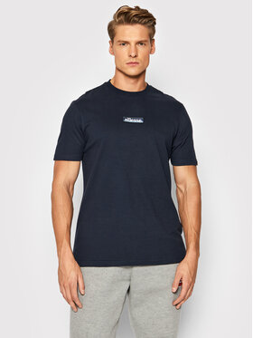 Ellesse Ellesse Marškinėliai Kika SHK13116 Tamsiai mėlyna Regular Fit