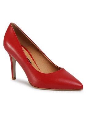 Gino Rossi Gino Rossi Обувки на ток DCK076-EP7-0900-7100-0 Червен