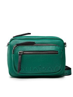 Desigual Desigual Дамска чанта 21WAXPAX Зелен