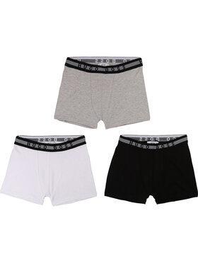 Boss Boss 3er-Set Boxershorts J27Z01 D Bunt Regular Fit
