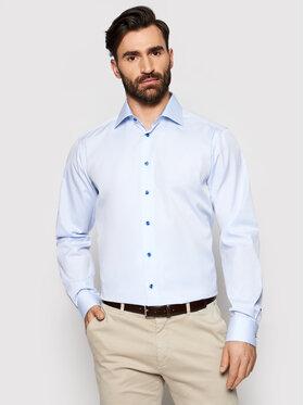 Eton Eton Marškiniai 100003056 Mėlyna Regular Fit
