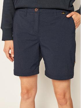 Jack Wolfskin Jack Wolfskin Pantaloncini sportivi Desert 1505311 Blu scuro Regular Fit