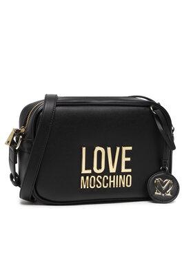 LOVE MOSCHINO LOVE MOSCHINO Kabelka JC4107PP1DLJ000A Čierna