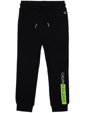 Calvin Klein Jeans Calvin Klein Jeans Pantalon jogging Institutional Block IB0IB00516 Noir Regular Fit