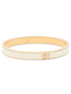 Tory Burch Tory Burch Narukvica Kira Enamel 7mm Bracelet 78418 Bijela