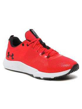 Under Armour Under Armour Buty Ua Charged Engage 3022616-600 Czerwony
