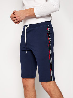 Polo Ralph Lauren Polo Ralph Lauren Pantaloni scurți pijama Ssh 714804197001 Bleumarin Regular Fit