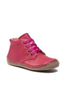 Froddo Froddo Kotníková obuv G2130240 D Růžová