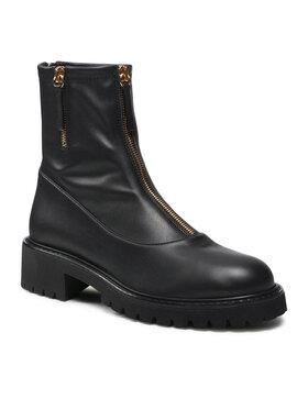 Giuseppe Zanotti Giuseppe Zanotti Členková obuv I970020 007 Čierna