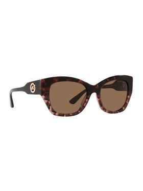 Michael Kors Michael Kors Okulary przeciwsłoneczne Palermo 0MK2119 392273 Brązowy