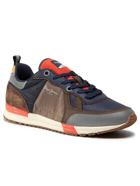 Pepe Jeans Pepe Jeans Sneakers Tinker Pro Sup. 20 PMS30651 Bleumarin