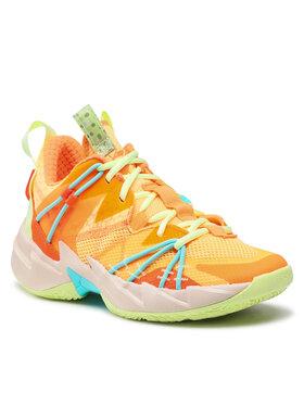Nike Nike Boty Jordan Why Not Zer0.3 CK6611 800 Oranžová