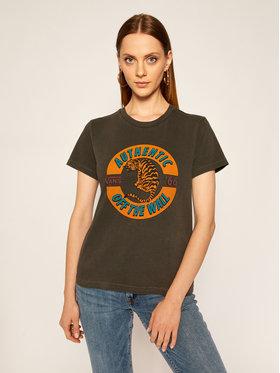 Vans Vans T-shirt Charra VN0A4SDG Gris Regular Fit