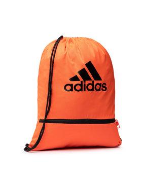 adidas adidas Worek Sp Gymsack H34408 Pomarańczowy