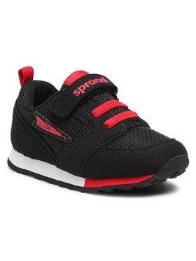 Sprandi Sprandi Sneakers CP23-5933(II)CH Schwarz
