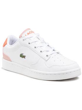 Lacoste Lacoste Sneakers Masters Cup 0721 1 Suj 7-41SUJ00111Y9 Bianco