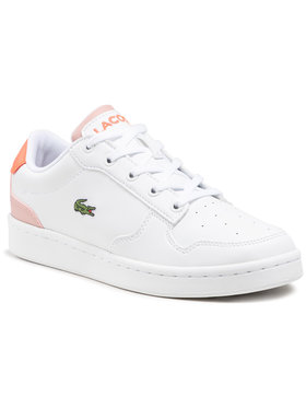 Lacoste Lacoste Сникърси Masters Cup 0721 1 Suj 7-41SUJ00111Y9 Бял
