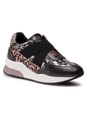 Liu Jo Liu Jo Sneakers Karlie 160 4F0789 EX073 Negru