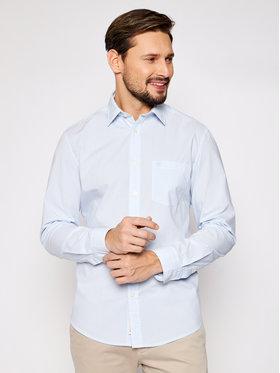 Marc O'Polo Marc O'Polo Košile 121 7451 42322 Modrá Regular Fit