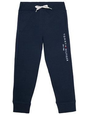 TOMMY HILFIGER TOMMY HILFIGER Παντελόνι φόρμας Essential KB0KB05864 M Σκούρο μπλε Regular Fit