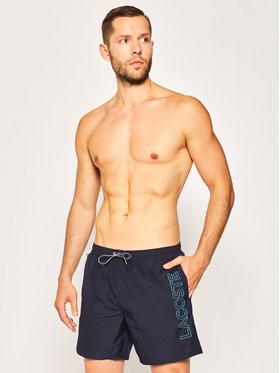 Lacoste Lacoste Pantaloncini da bagno MH6277 Blu scuro Regular Fit