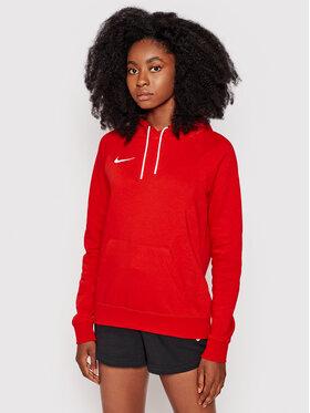 Nike Nike Mikina Park CW6957 Červená Regular Fit