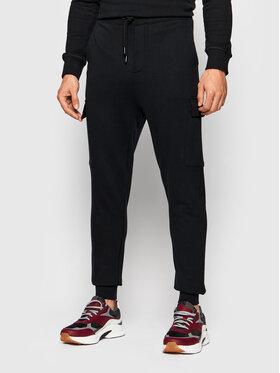 JOOP! Jeans JOOP! Jeans Spodnie dresowe 15 Jjj-19Saint 30027869 Czarny Regular Fit