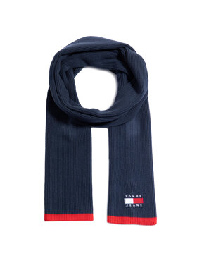 Tommy Jeans Tommy Jeans Šalis Tjm Heritage Scarf AM0AM06684 Tamsiai mėlyna