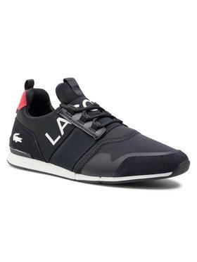 Lacoste Lacoste Sneakersy Menerva Elite 0120 1 Cma 7-40CMA00041B5 Czarny