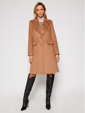 Guess Guess Prechodný kabát Adenora W0BL09 WDBD0 Hnedá Regular Fit