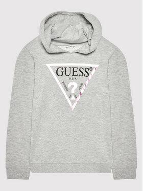 Guess Guess Sweatshirt J83Q14 KAUG0 Grau Regular Fit