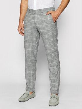 Pierre Cardin Pierre Cardin Pantaloni din material 3520/000/4911 Gri Regular Fit
