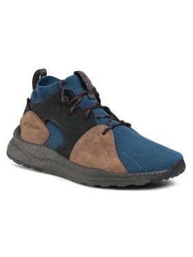 Columbia Columbia Sneakersy Sh/Ft OutDry Mid BM0819 Tmavomodrá