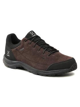 Haglöfs Haglöfs Παπούτσια πεζοπορίας Krusa Gt Men GORE-TEX 497980 Καφέ