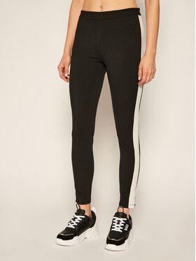 Calvin Klein Jeans Calvin Klein Jeans Legginsy Logo J20J214429 Czarny Slim Fit