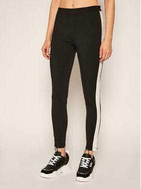 Calvin Klein Jeans Calvin Klein Jeans Legíny Logo J20J214429 Černá Slim Fit