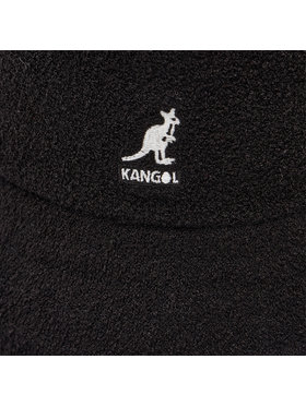 Kangol Kangol Καπέλο Bucket Bermuda Bucket K3050ST Μαύρο