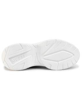Guess Guess Sneakersy Flaus FL5FLS LAC12 Černá