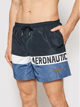 Aeronautica Militare Aeronautica Militare Pantaloncini da bagno 211BW198CT1537 Blu scuro Regular Fit