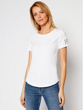 G-Star Raw G-Star Raw T-Shirt Mysid D18632-C506-110 Λευκό Slim Fit