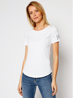 G-Star Raw G-Star Raw T-Shirt Mysid D18632-C506-110 Weiß Slim Fit