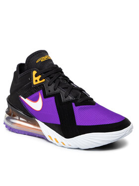 Nike Nike Cipő Lebron XVIII Low CV7562 003 Fekete
