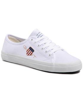 Gant Gant Tenisówki Pillox 22538880 Biały
