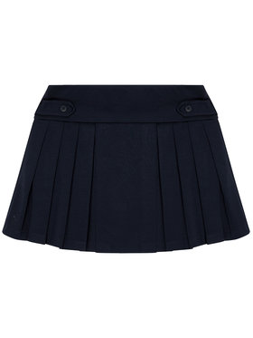 Polo Ralph Lauren Polo Ralph Lauren Φούστα Casion 313749584001 Σκούρο μπλε Regular Fit