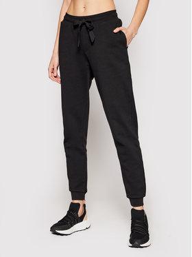 Trussardi Trussardi Teplákové kalhoty 56P00291 Černá Regular Fit