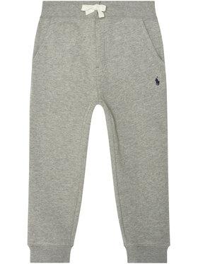 Polo Ralph Lauren Polo Ralph Lauren Teplákové kalhoty Core Replen 322720897004 Šedá Regular Fit