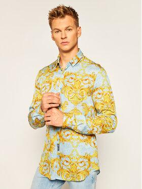 Versace Jeans Couture Versace Jeans Couture Chemise B1GZA6S7 Multicolore Slim Fit